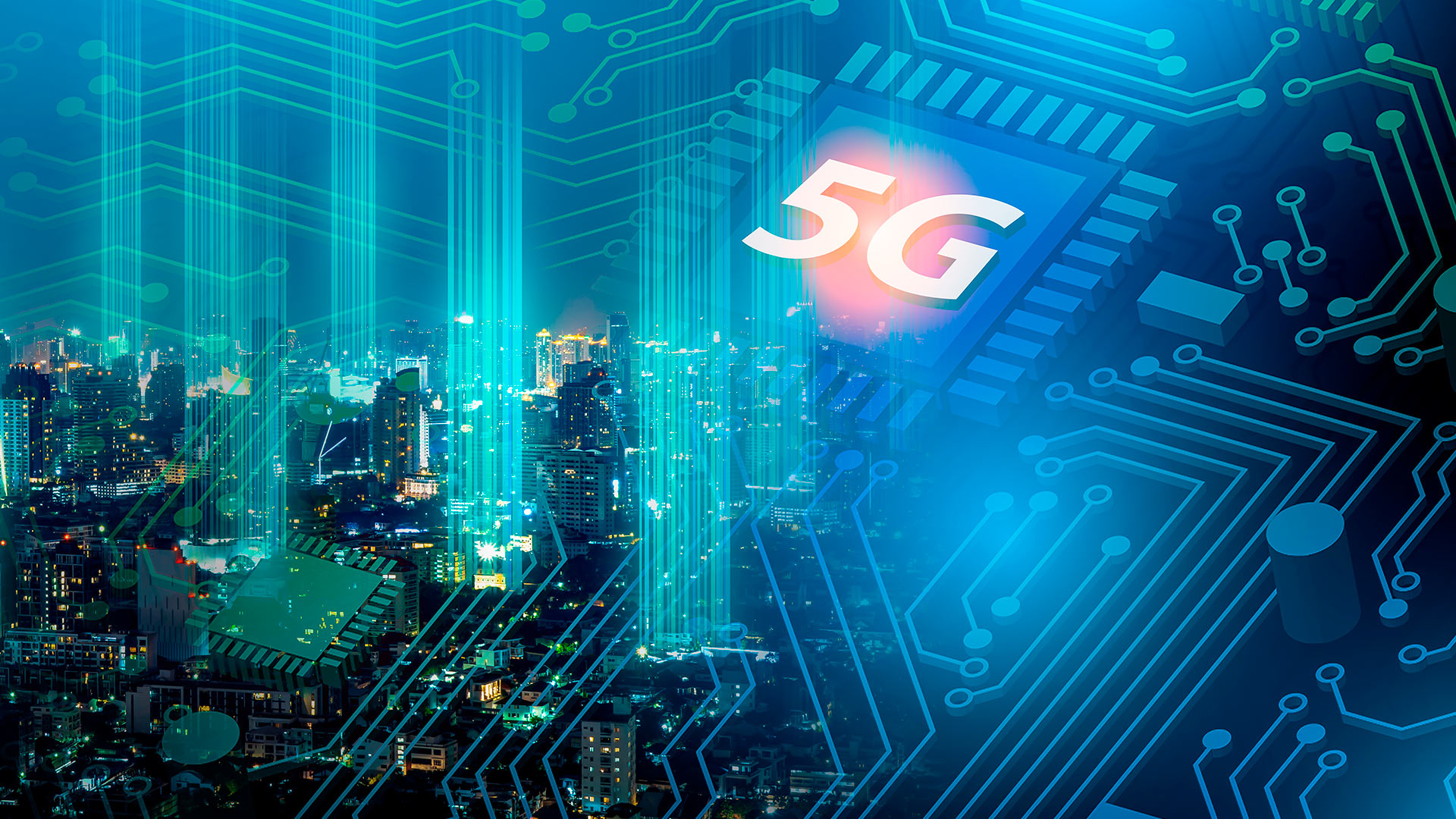 5G to Connect the Future Together