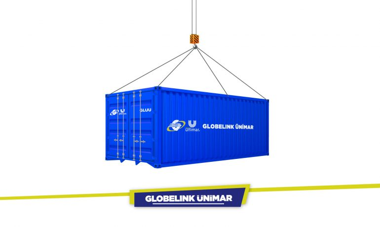 Globelink Ünimar Containers are in Circulation with the Code GLUU