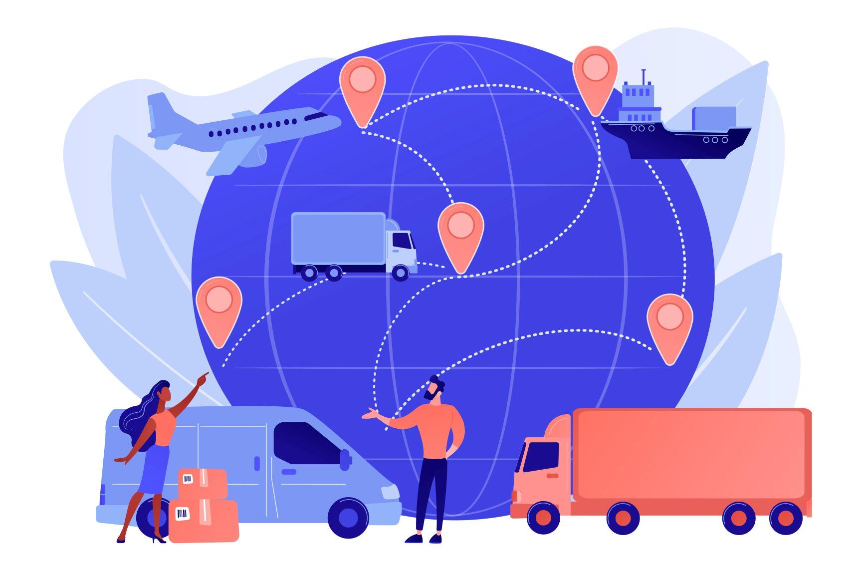 Yurtdışına Yük ve Eşya Taşıma Süreçleri