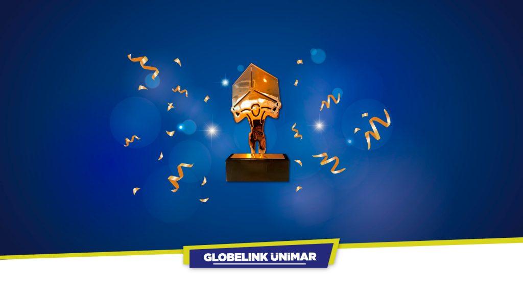 Globelink Ünimar Atlas Lojistik Ödülleri'ndeki Başarı Serisini Devam Ettiriyor
