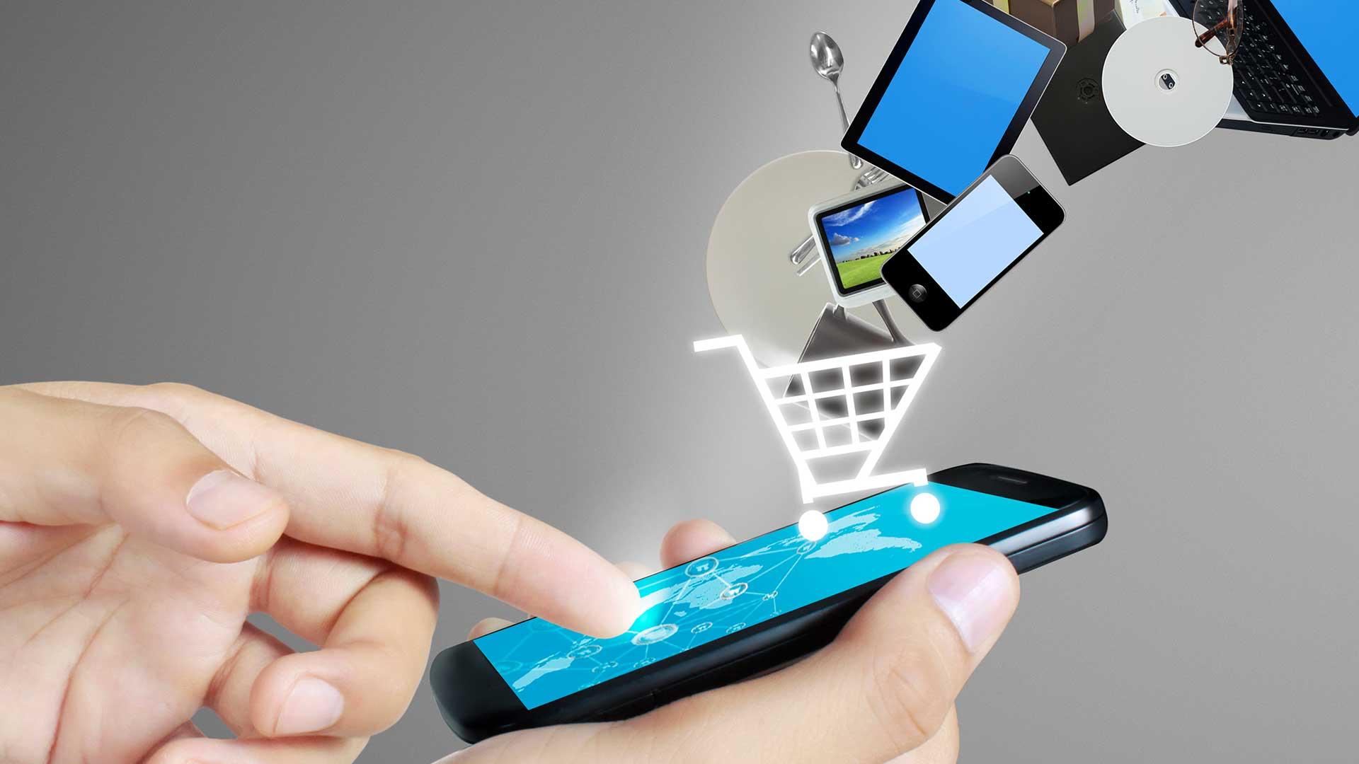 E-Ticaret Yükselişine Devam Ediyor