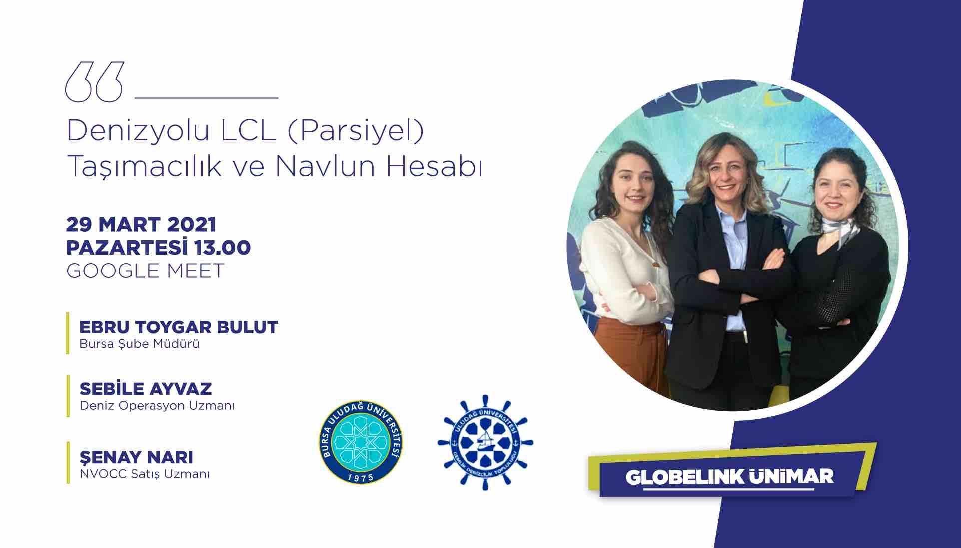 Globelink Ünimar Has Met with the Students of Uludağ University
