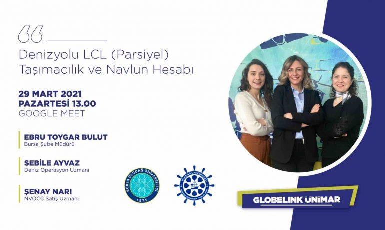 Globelink Ünimar Uludağ Üniversitesi Öğrencileri ile Buluştu